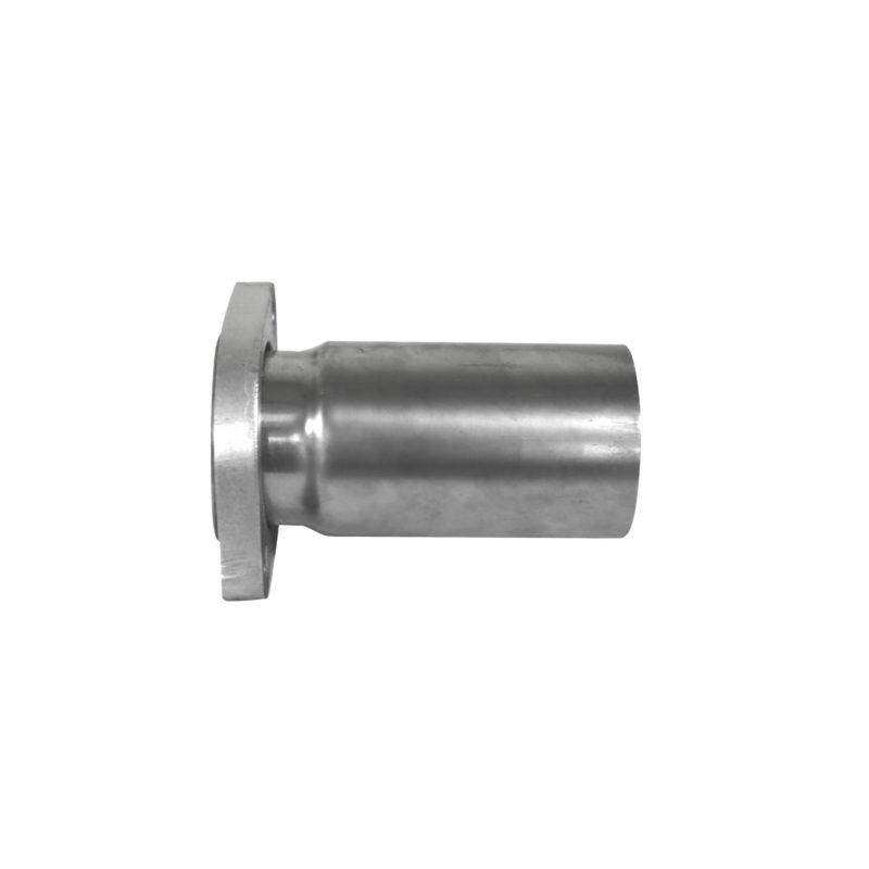 ART 000009 Bastuck Adapter Mittelschalldämpfer auf Serie 2 Loch Lochabstand 84mm Konus 66mm Edelstahl Mercedes Benz 190E 1.8 2.0 2.3 2.3 16 W201