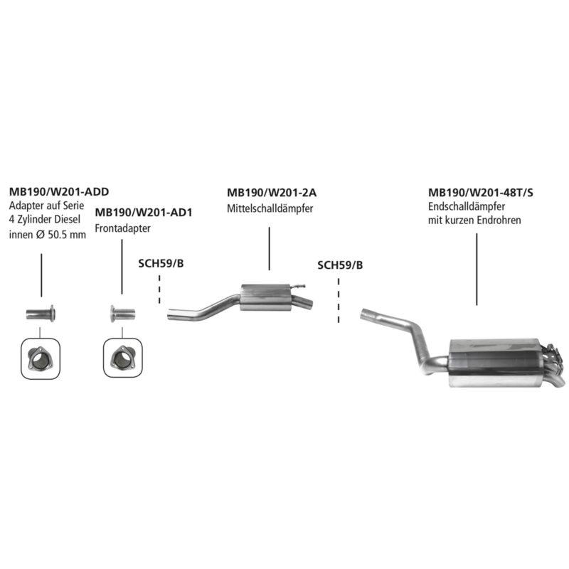 ART 000047 Diesel Komplettanlage