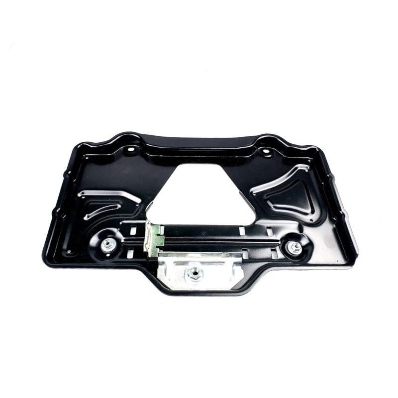 ART 000305 Batterierahmen Batterieträger mit Befestigungsmaterial Mercedes Benz W124 E Klasse W201 2