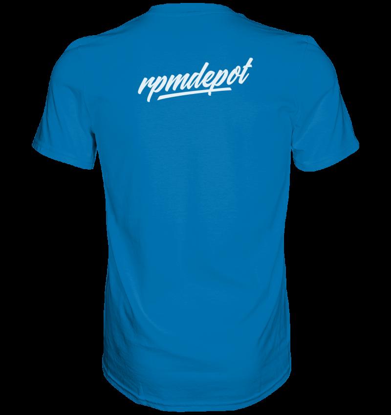 back premium shirt 0072af