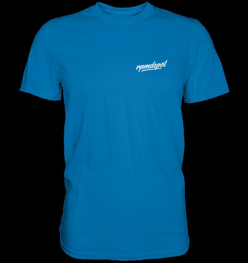 front premium shirt 0072af