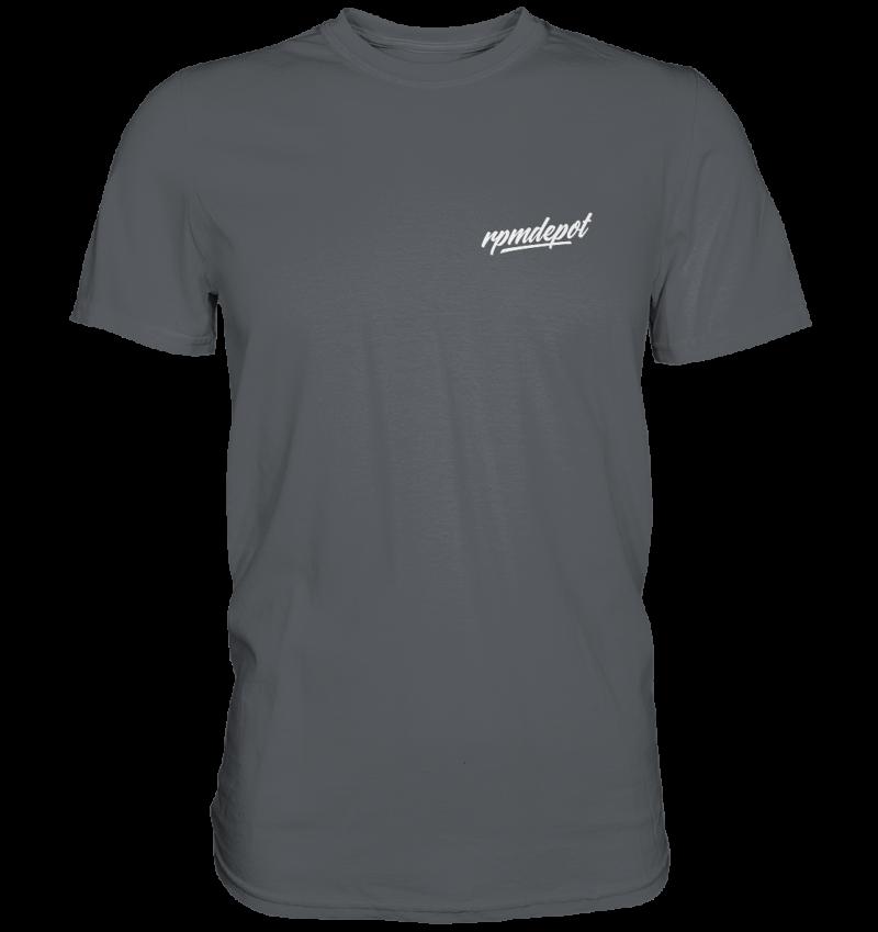 front premium shirt 585c60