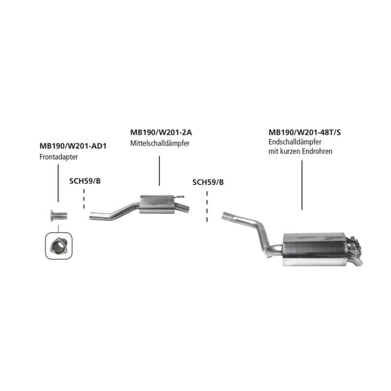ART 000347 5 Zylinder Diesel Komplettanlage